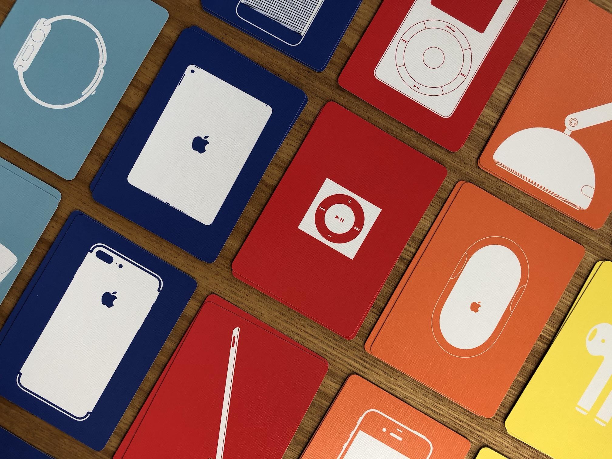 ApplePark Memory Cards