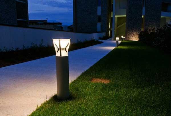 Luci da esterno moretti: lampioncini per esterno a muro luci da