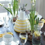 Table Setting: Wishing for Spring