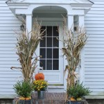 More Fall Decorations…