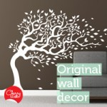 Giveaway: Cherry Blossom Wall Decal