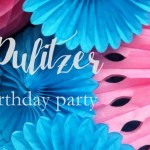 Elle's Lily Pulitzer inspired Birthday Party
