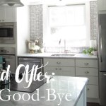 Before and After: My Official Good-Bye