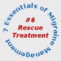 Migraine Management Essential  Rescue Treatment