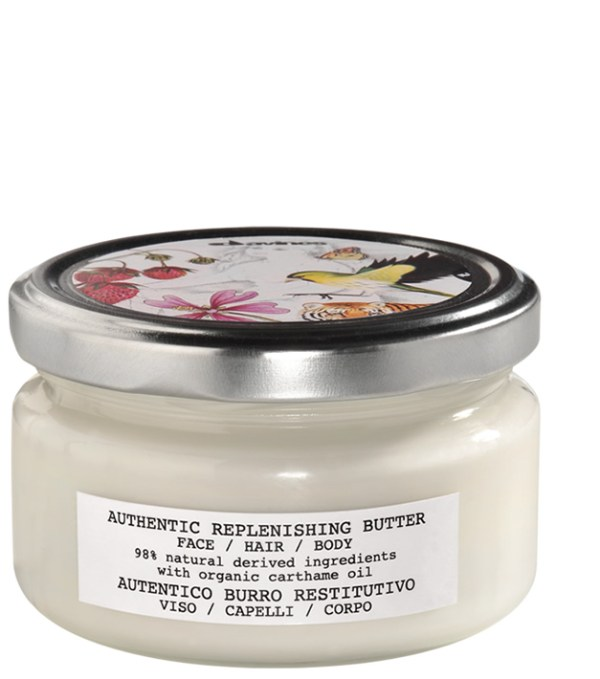 Authentic replenishing butter
