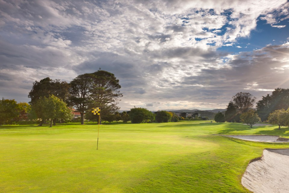 Manawatu Golf Club. Photo: Mark Alexander