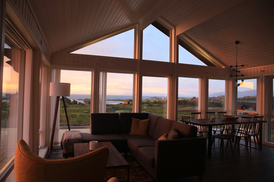 Lofoten Links Lodge