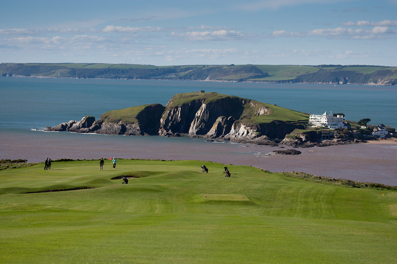 South Devon Thurlestone Golf Course