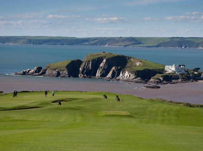 South Devon Thurlestone Golf Course