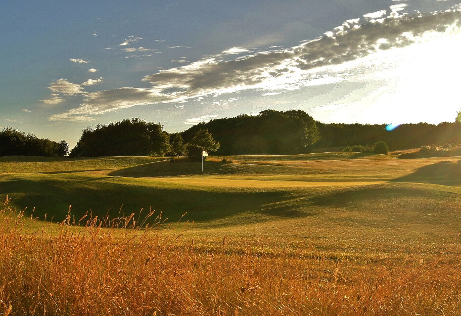 CELEBARTING 20 YEARS: Kings Hill, by course designer David Williams, was founded in 1995 on open heathland and woodland in central Kent.