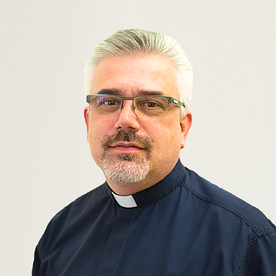 Fr. Fabio Baggio Photo