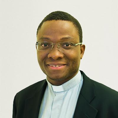 Fr. Lambert Tonamou Photo