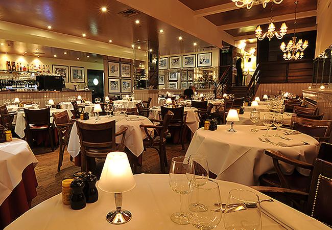 Top Ten Steak Restaurants London