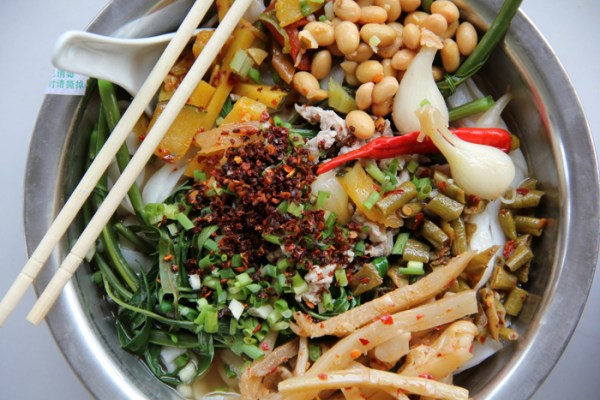Guilin Rice Noodles and Dumplings Legendary Chinese