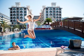 Quattro Beach Resort 5*~Alanya