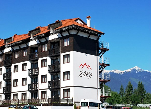 You are currently viewing ZARA HOTEL & SPA