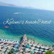 Kalemi's Beach and Hotel – Саранда