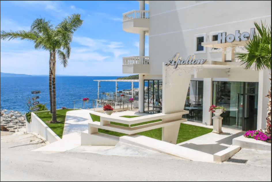 You are currently viewing APOLLON HOTEL 4* САРАНДА