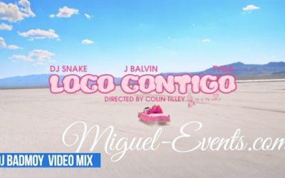 Vidéo Mix Reggaeton by Miguel Events