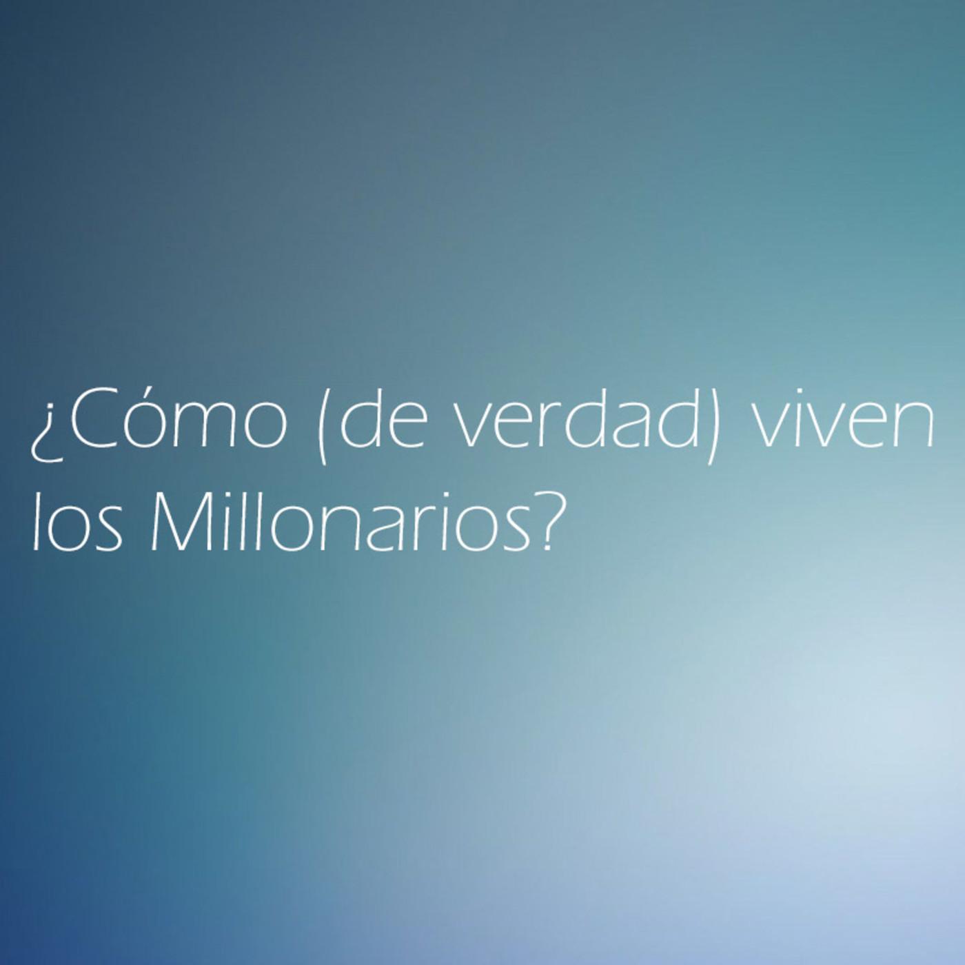 Abril 28 2014 – MVS Noticias – Como Viven Los Millonarios