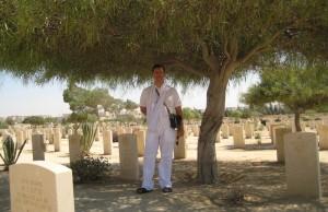 Cementerio Aliado.