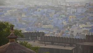 Jodhpur, la Ciudad Azul.