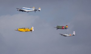 Aviones Fundación Infante de Orleans