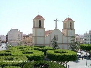 Iglesia de San Andrés. Fuente: Almoradí Turismo