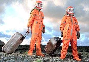 Figura 6: Turistas en Marte. Fuente: Travel Report