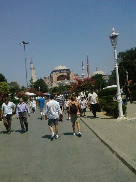 Estambul, llena de mezquitas y contrastes