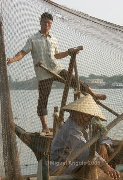 Delta du Mékong (Vietnam sud)