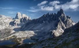 Cima Undici et Monte Paterno
