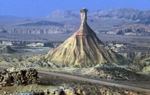 Castil de Tierra (Bardenas)