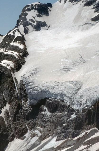 Glacier du Mont Perdu (Juillet 1989)