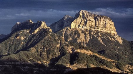 Peña Montañesa (Ainsa)