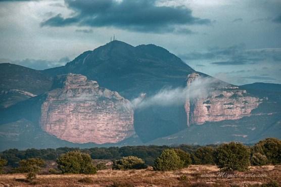 Salto de Roldan et Pico del Aguila.
