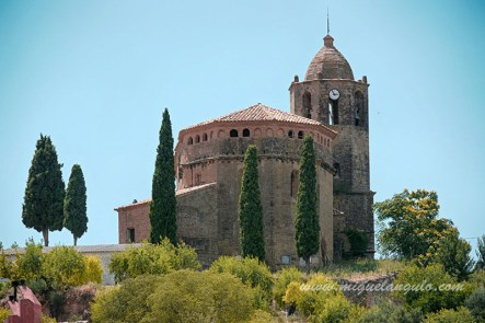 Bierge : église San Fructuoso (XIIIe)