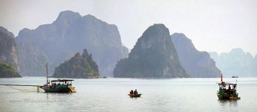 Van Don, sur la baie de Bai Tu Long