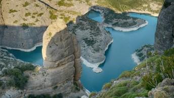Lac de Vadiello et Aiguille de la Mitra