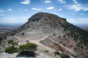 Peña del Aguila (Bardenas Reales)