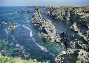 Belle île en mer (Morbihan)