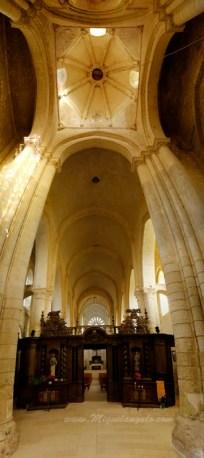 Abbaye de Nouaillé Maupertuis (Vienne)