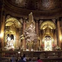 Goya en la Basílica del Pilar (Zaragoza-España)