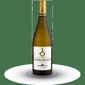 Entrechuelos Chardonnay vinos blancos de la Tierra de Cádiz