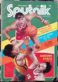 Sputnik, seleccións de prensa soviética.