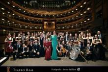 Barbieri Symphony Orchestra Teatro Real Madrid