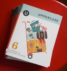 uppercase debbie cover