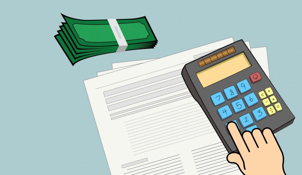 cálculo de gastos finanzas personales