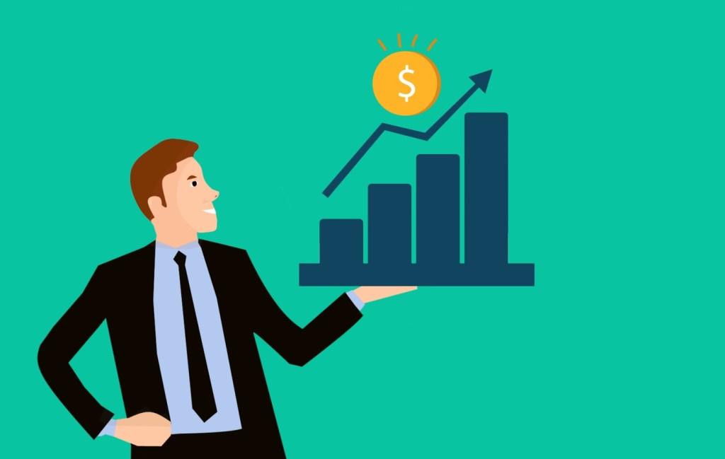 estadísticas finanzas crecimiento ejecutivo