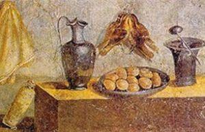 Antigua Roma  GASTRONOMIA